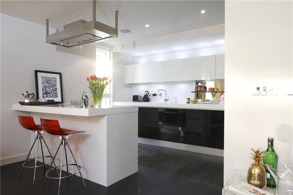 3 Bedrooms Flat for sale in Moore House, Grosvenor Waterhouse, 2 Gatliff Road, London, SW1W
