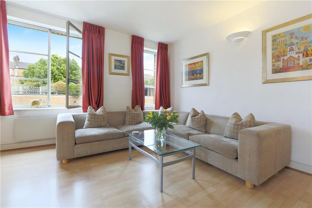 2 Bedrooms Flat for sale in The Circle, Queen Elizabeth Street, London, SE1