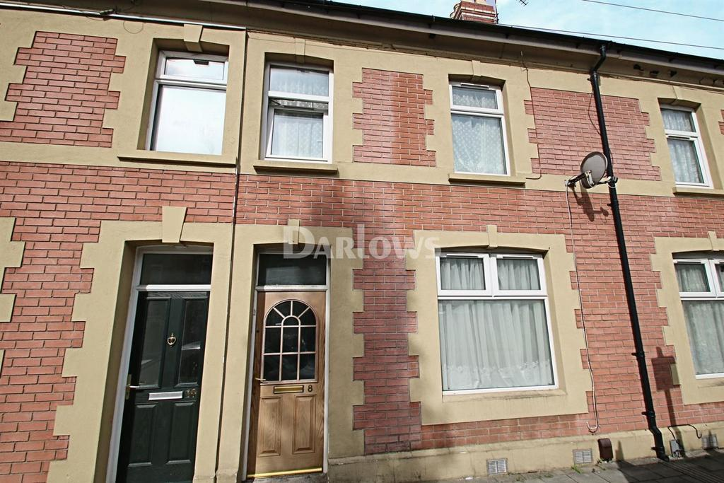 3 Bedrooms Terraced House for sale in Allerton Street, Grangetown