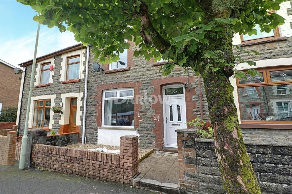 2 Bedrooms Terraced House for sale in Bryngoleu Crescent, Ferndale