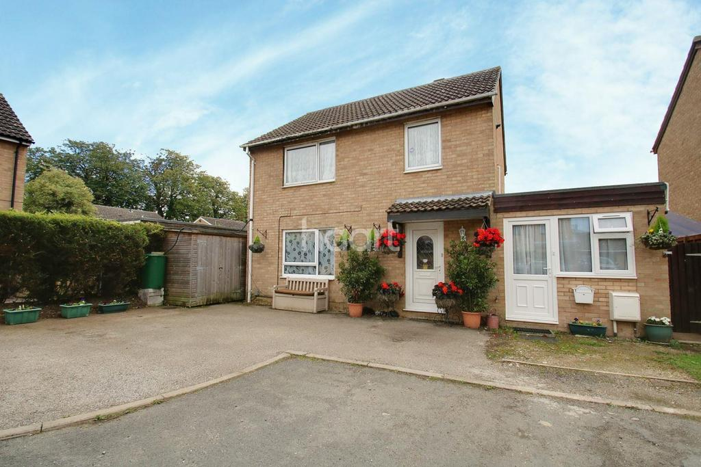 4 Bedrooms Detached House for sale in Kirbys Close, Over