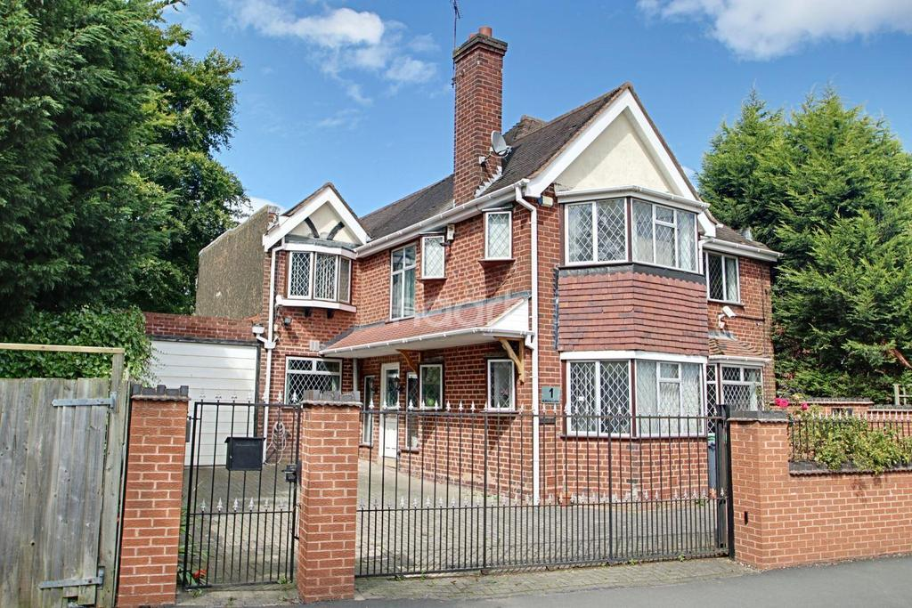 5 Bedrooms Detached House for sale in Adkins Lane, Bearwood