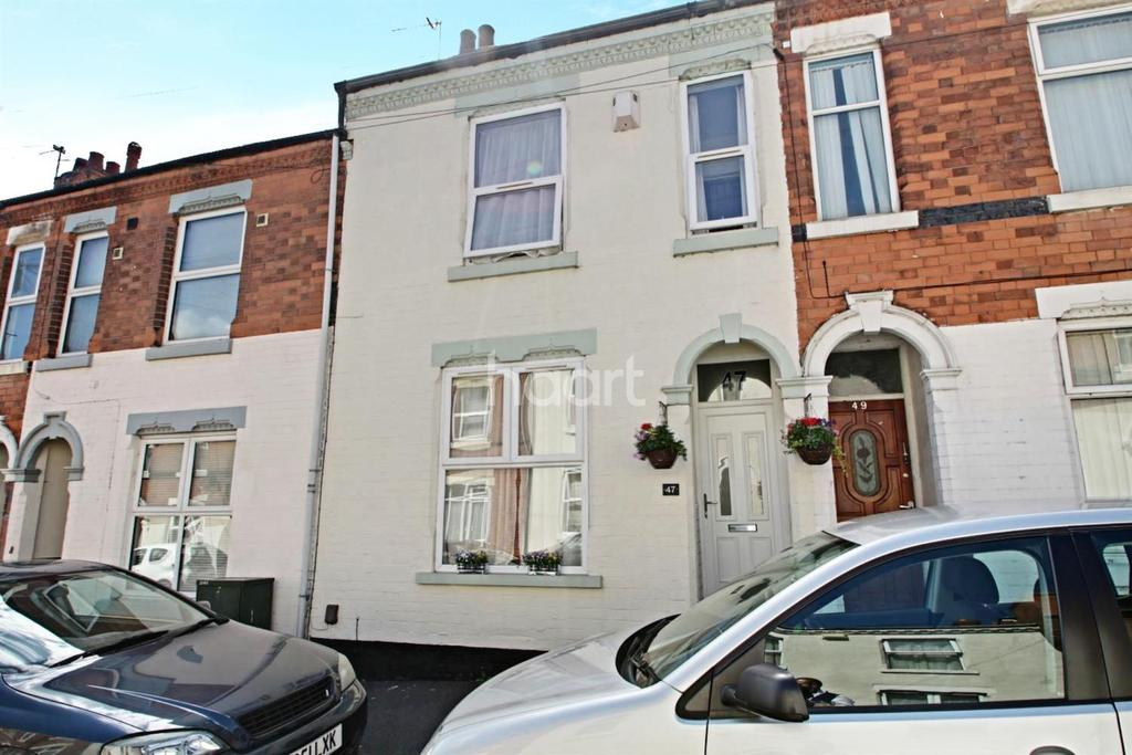 3 Bedrooms Terraced House for sale in Holborn Avenue, Sneinton