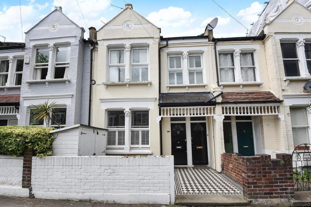 2 Bedrooms Maisonette Flat for sale in Trentham Street, Southfields