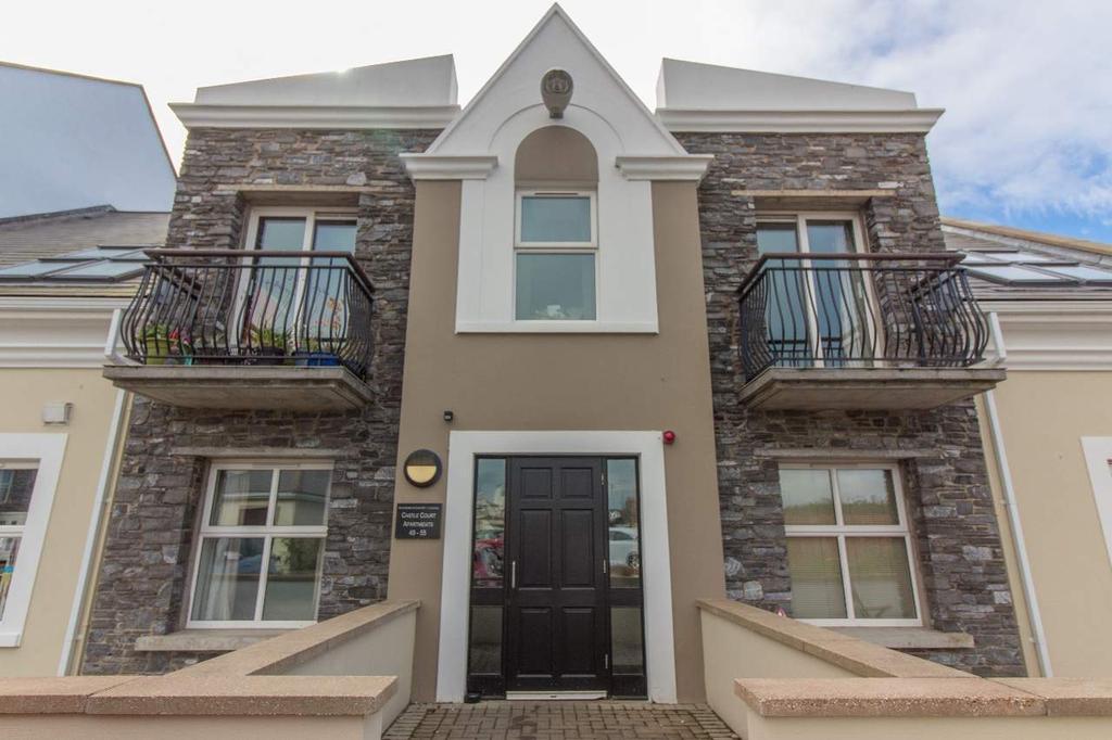 2 Bedrooms Apartment Flat for sale in 49 Castle Court, Castletown, IM9 1PE
