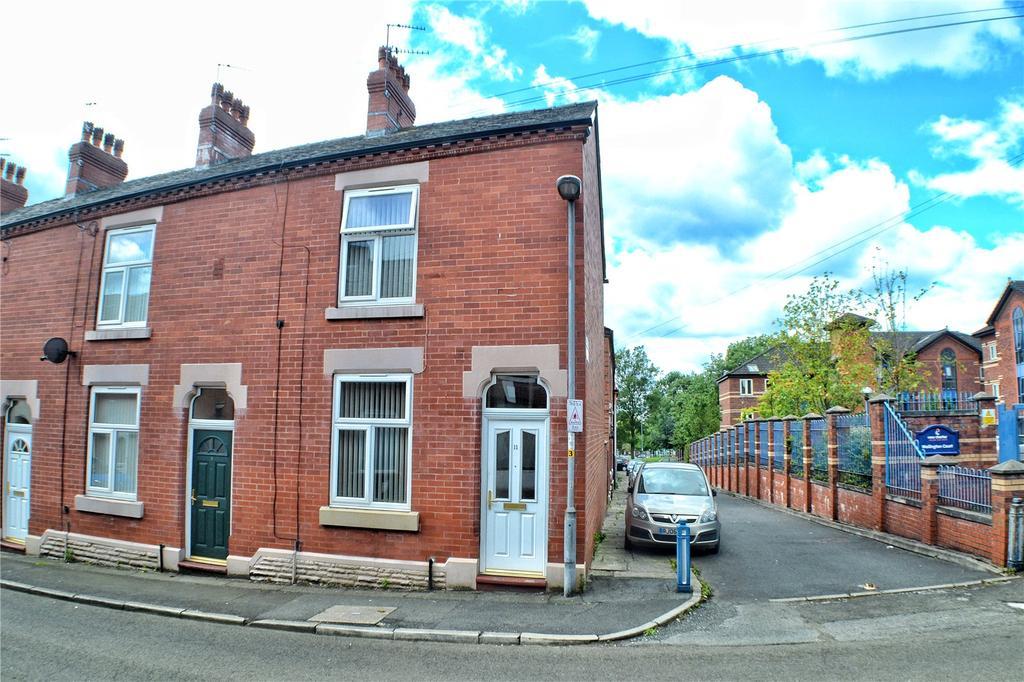 2 Bedrooms End Of Terrace House for sale in Adam Street, Ashton-under-Lyne, Greater Manchester, OL6