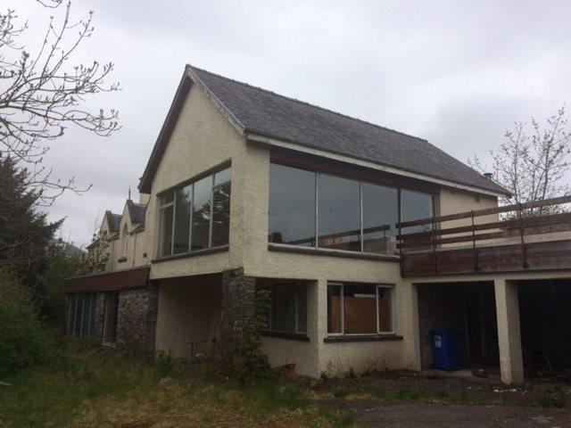 Detached House for sale in Rhuellen, Broadford, Isle Of Skye, IV49