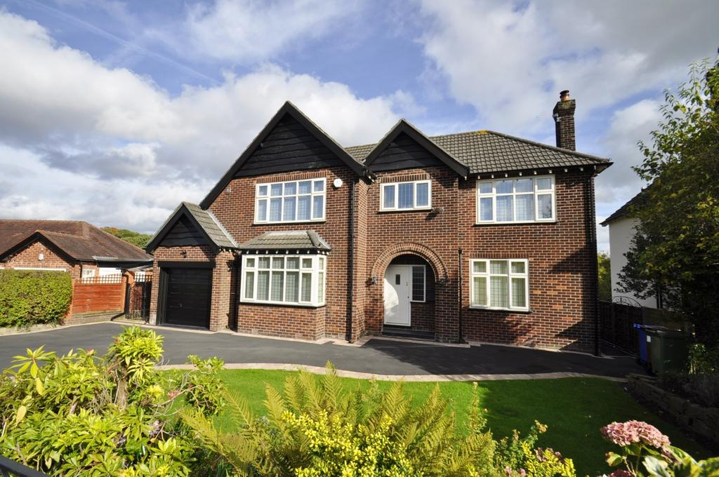 4 Bedrooms Detached House for sale in Thornway, Bramhall,