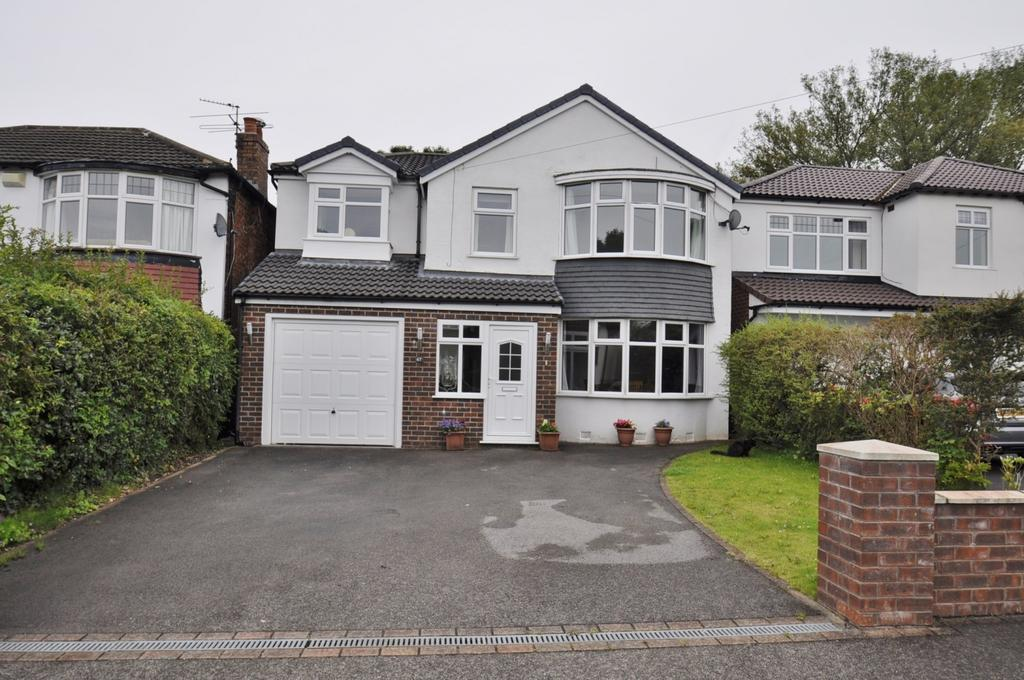 4 Bedrooms Detached House for sale in Waterloo Road, Bramhall,