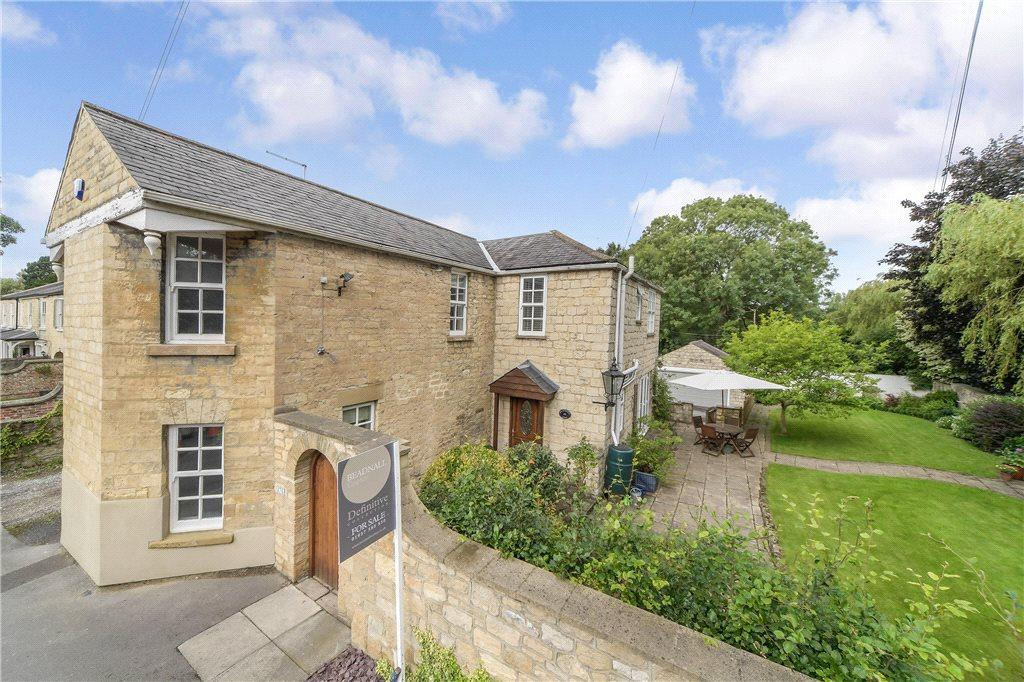 4 Bedrooms Detached House for sale in High Street, Boston Spa, Wetherby, West Yorkshire