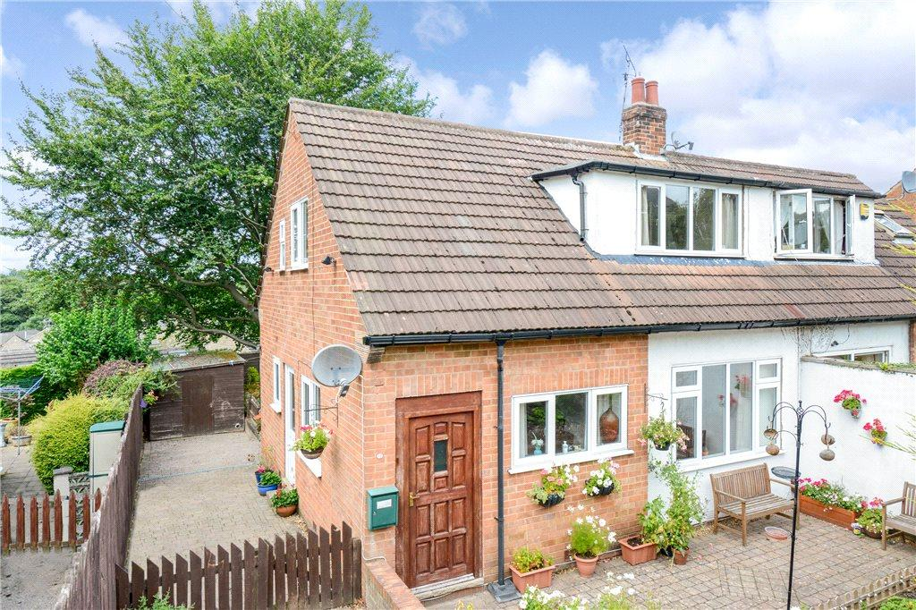 3 Bedrooms Semi Detached House for sale in Kent Drive, Harrogate, North Yorkshire