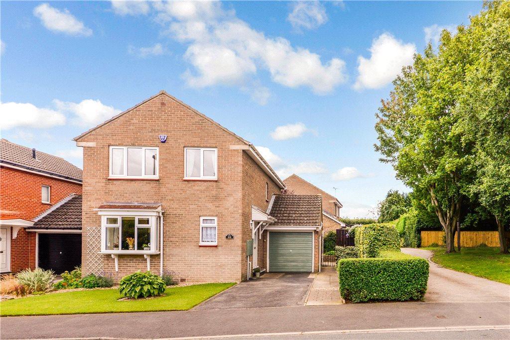 4 Bedrooms Detached House for sale in Malham Way, Knaresborough, North Yorkshire