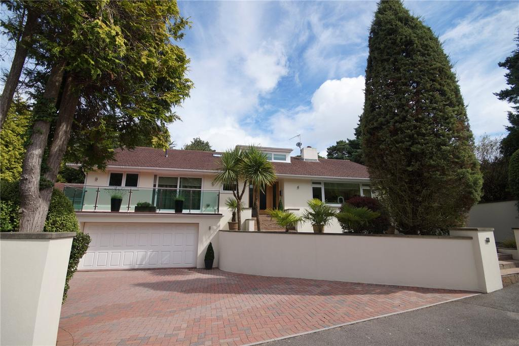 4 Bedrooms Detached House for sale in Nairn Road, Canford Cliffs, Poole, Dorset, BH13