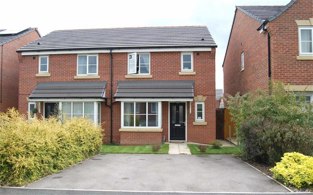 3 Bedrooms Semi Detached House for sale in Blackstairs Road, Ellesmere Port