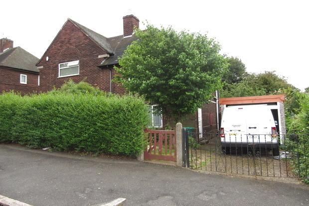 2 Bedrooms Semi Detached House for sale in Gordon Road, Thorneywood, Nottingham, NG3