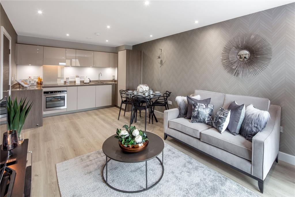 2 Bedrooms Flat for sale in S32 Bourchier Court, London Road, Sevenoaks, Kent, TN13