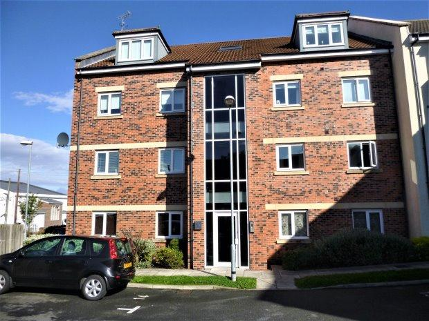 2 Bedrooms Flat for sale in FORD LODGE, SOUTH HYLTON, SUNDERLAND SOUTH