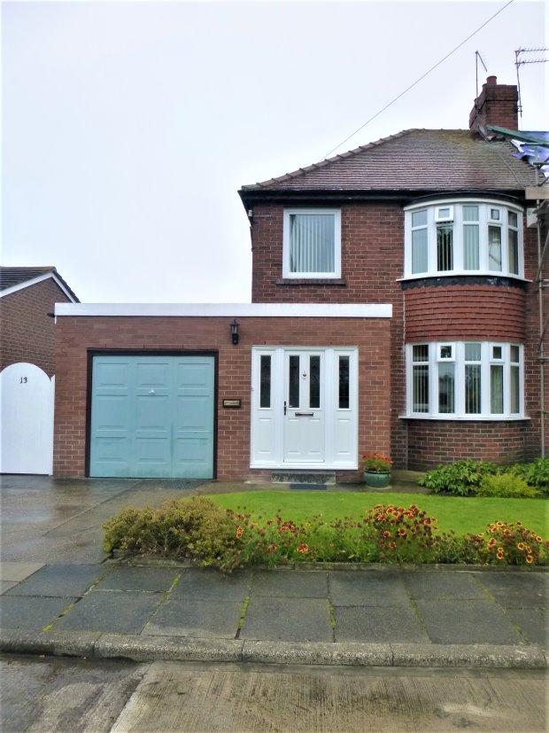 3 Bedrooms Semi Detached House for sale in STOCKTON ROAD, RYHOPE, SUNDERLAND SOUTH