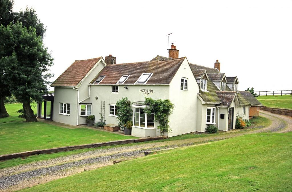 5 Bedrooms Country House Character Property for sale in Walton Hill Farm, Walton Hill, Clent, West Midlands