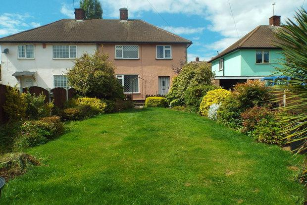3 Bedrooms Semi Detached House for sale in Glaisdale Drive West, Nottingham, NG8