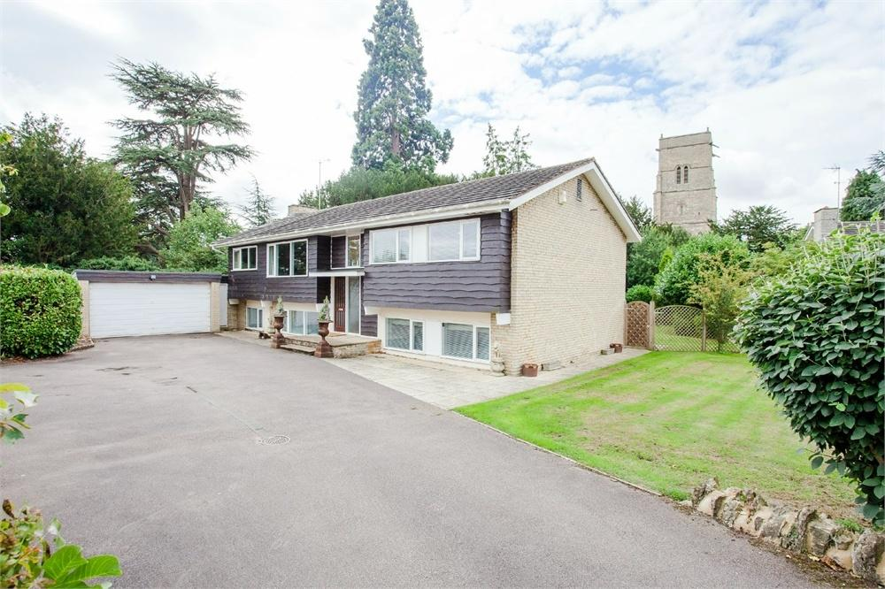 4 Bedrooms Detached House for sale in Wicken, MILTON KEYNES, Northamptonshire