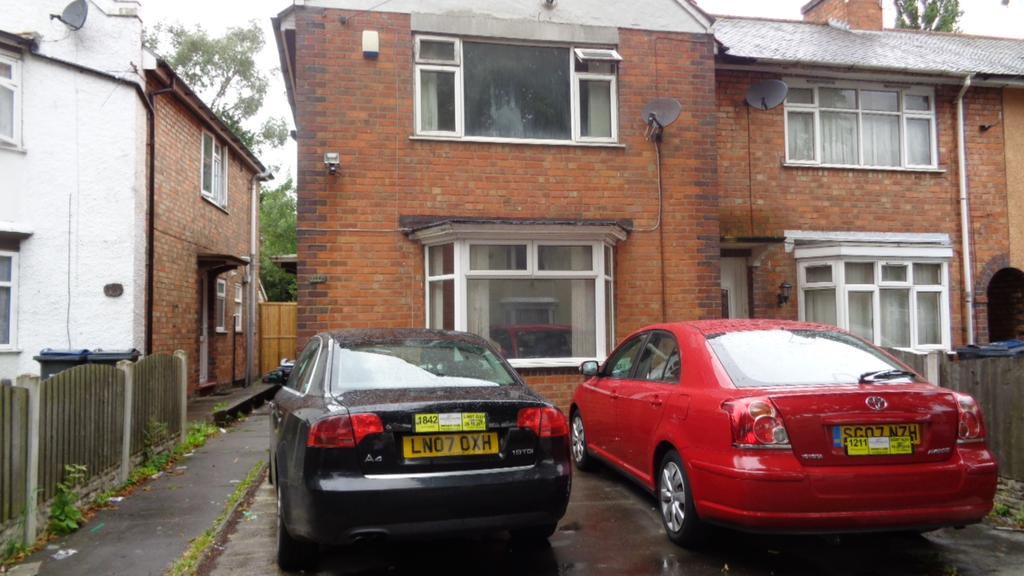 3 Bedrooms End Of Terrace House for sale in Lyncroft Road, Birmingham B11