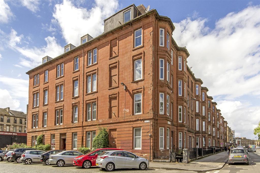 2 Bedrooms Flat for sale in Flat 3/2, 11 Gray Street, Kelvingrove, Glasgow, G3