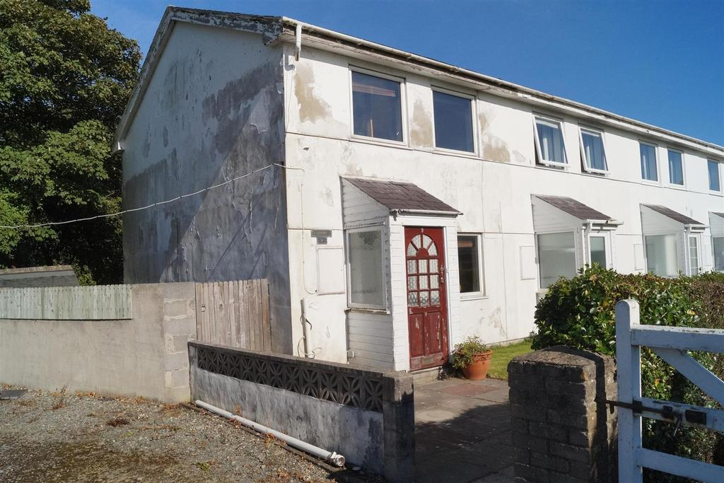 2 Bedrooms End Of Terrace House for sale in Llwyn Gwalch Estate, Morfa Nefyn, Pwllheli