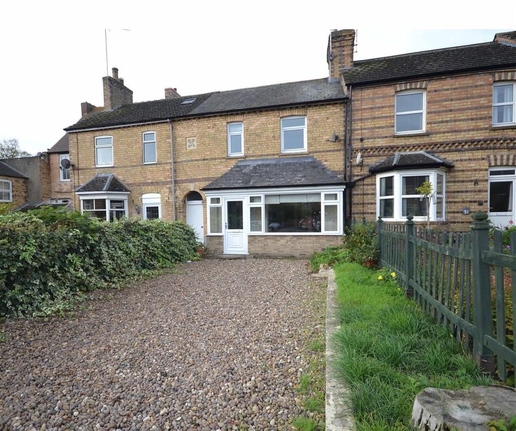 3 Bedrooms End Of Terrace House for sale in Recreation Ground Road, Stamford