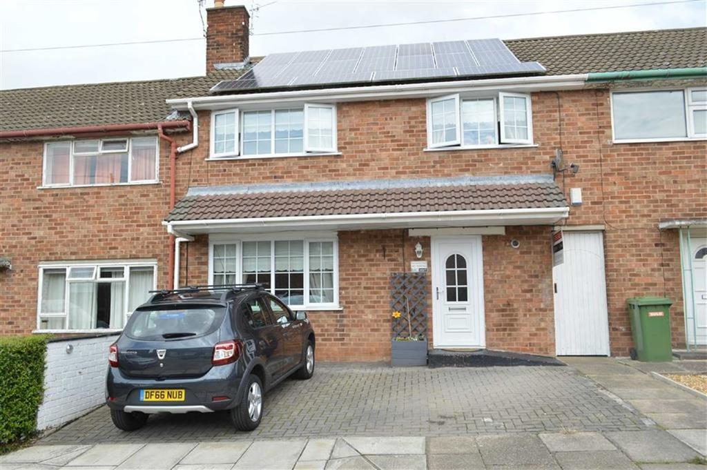 3 Bedrooms Terraced House for sale in Dickens Close, Prenton, CH43