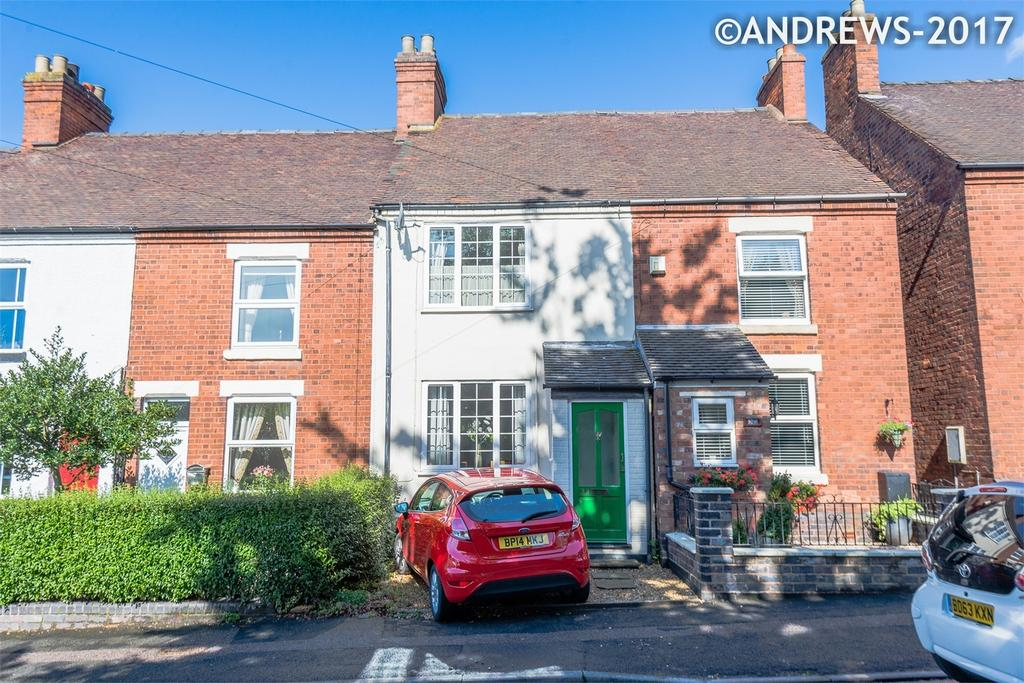3 Bedrooms Terraced House for sale in Florendine Street, Amington, TAMWORTH, Staffordshire