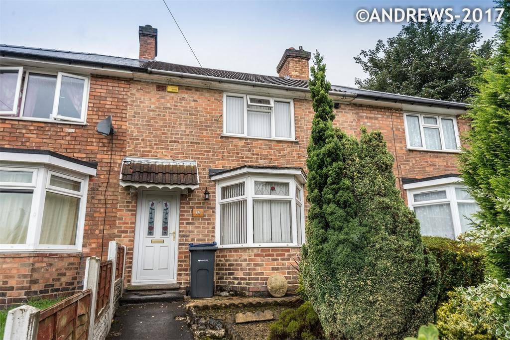 3 Bedrooms Terraced House for sale in Cranbourne Grove, Kingstanding, BIRMINGHAM