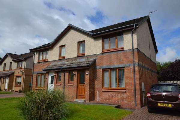3 Bedrooms Semi-detached Villa House for sale in 11 Ladysmith Drive, East Kilbride, Glasgow, G75 9PF