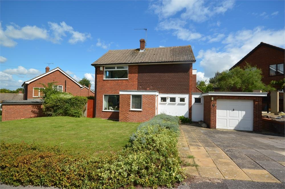 3 Bedrooms Detached House for sale in Copseside, Hartley