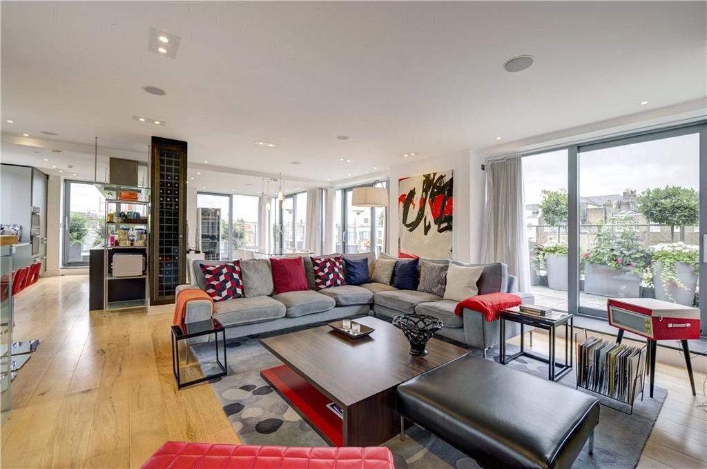 3 Bedrooms Penthouse Flat for sale in Montrose House, 4 - 8 Montrose Place, Belgravia, London, SW1X