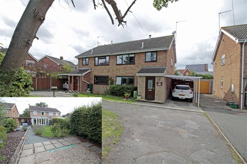 3 Bedrooms Semi Detached House for sale in Maldon Road, Tiptree, Essex