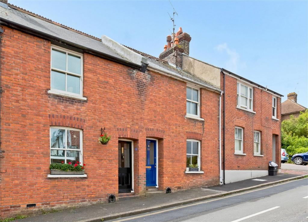 3 Bedrooms Terraced House for sale in Valence Road, Lewes, East Sussex