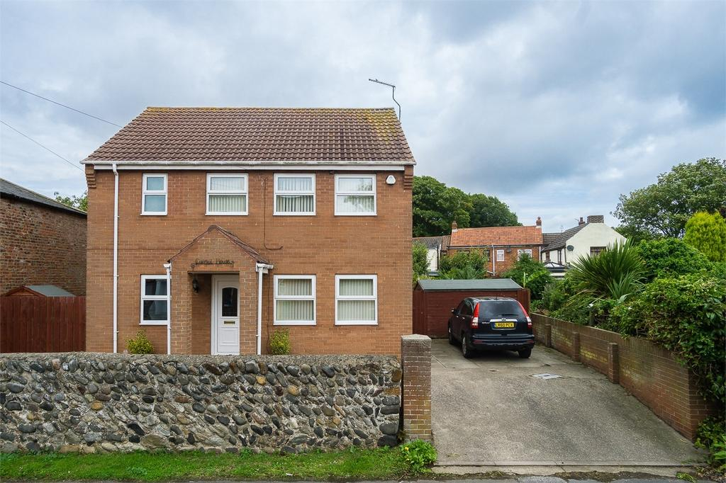 4 Bedrooms Detached House for sale in Back Street,, Easington, East Riding of Yorkshire