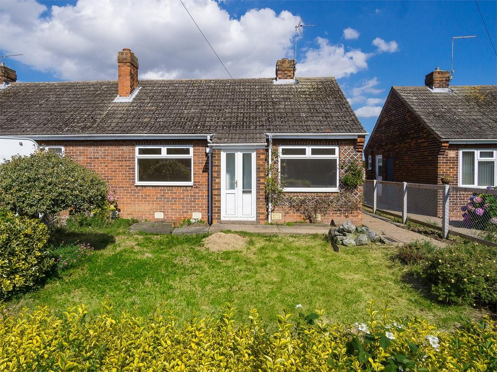 2 Bedrooms Semi Detached Bungalow for sale in Rosegarth Bungalows, Paull, East Riding of Yorkshire