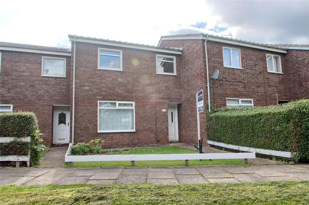 3 Bedrooms Semi Detached House for sale in Lowick Close, Elm Tree