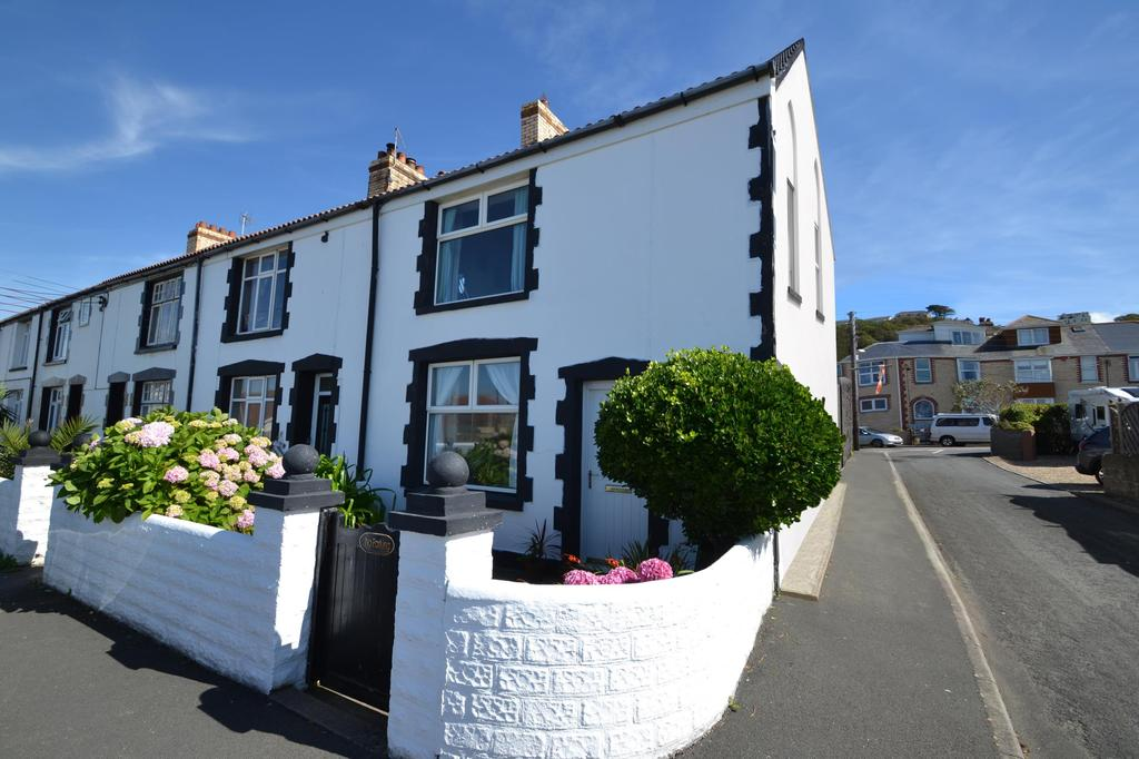 2 Bedrooms Semi Detached House for sale in Parkview Terrace, Westward Ho!
