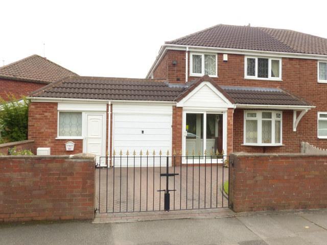 3 Bedrooms Semi Detached House for sale in Cherry Tree Avenue,Walsall,West Midlands