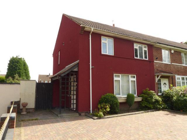 3 Bedrooms End Of Terrace House for sale in Myatt Way,Aldridge,Walsall