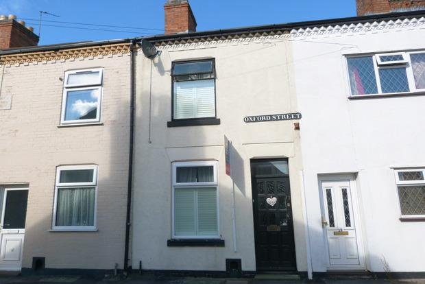 2 Bedrooms Terraced House for sale in Oxford Street, Syston, Leicester, LE7