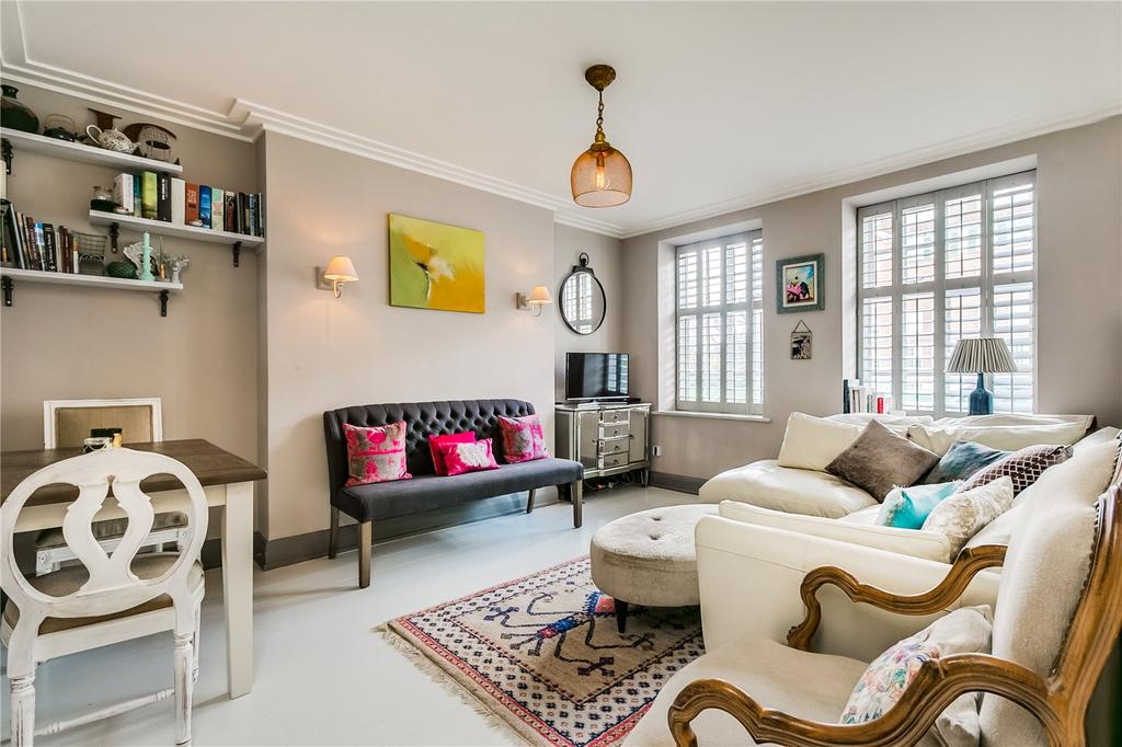 3 Bedrooms Flat for sale in Richmond Hill Court, Richmond, Surrey