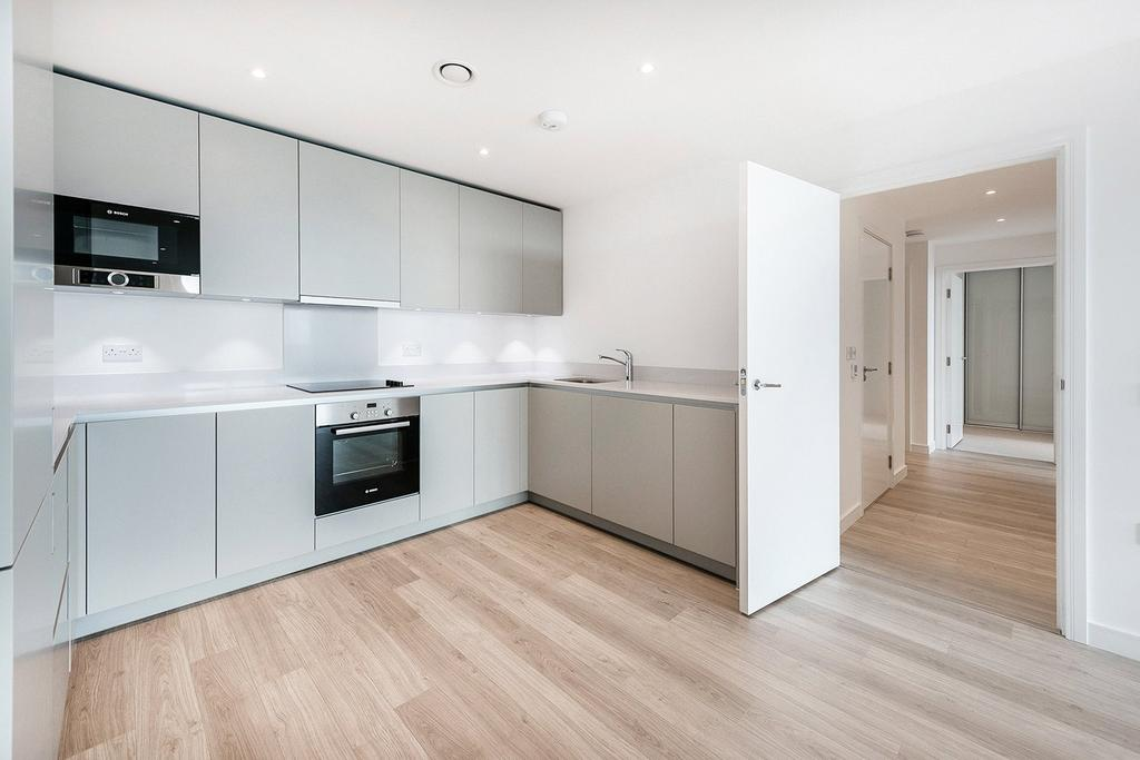 2 Bedrooms Flat for sale in The Tower Saffron Square, Wellesley Road, Croydon