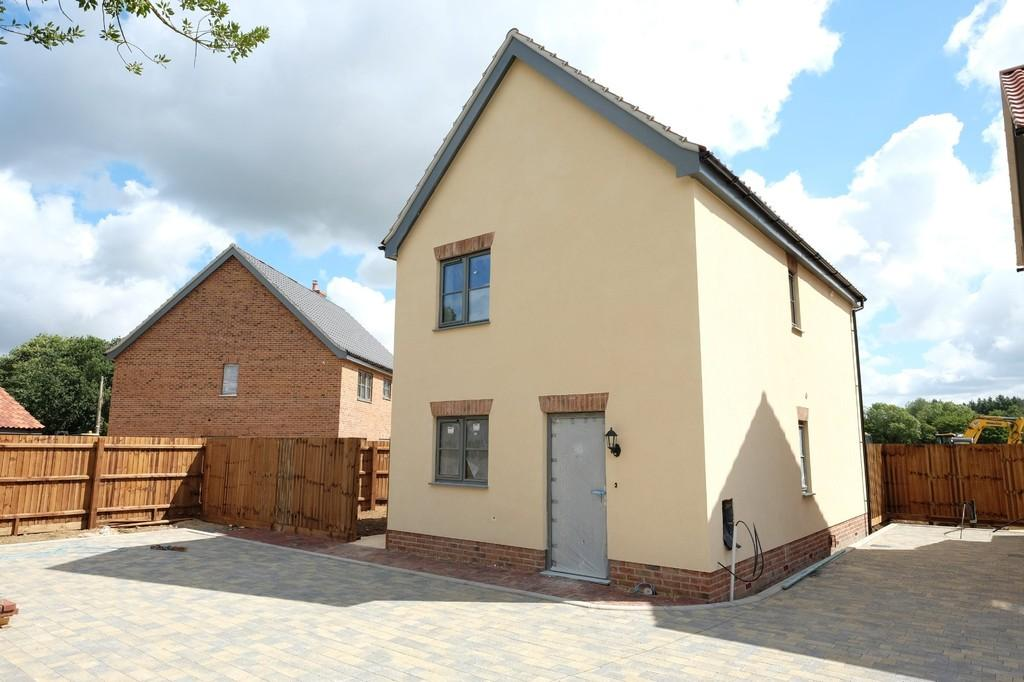 2 Bedrooms Detached House for sale in Cookes Road, Bergh Apton, Norwich
