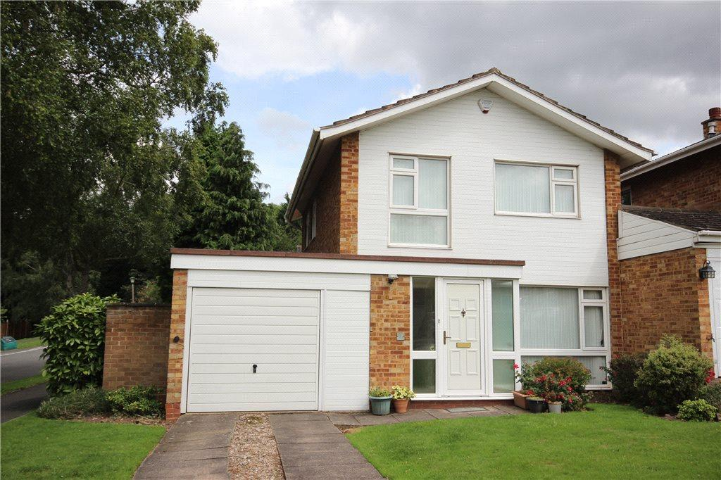 3 Bedrooms Link Detached House for sale in Whatcote Green, Solihull, West Midlands, B92