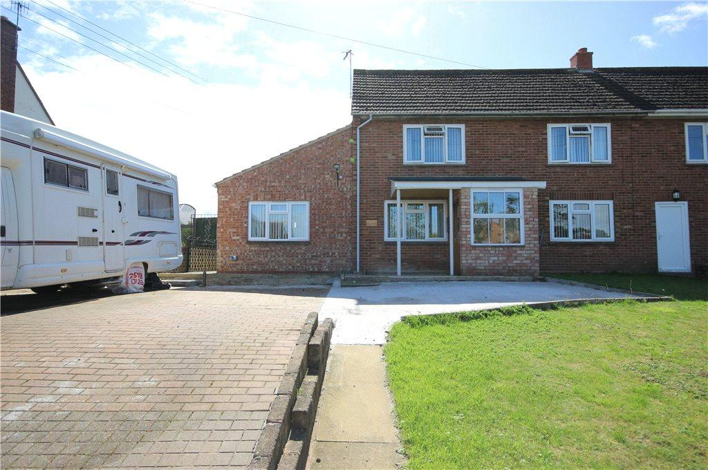 3 Bedrooms Semi Detached House for sale in The Steps, Top Street, Charlton, Pershore, WR10