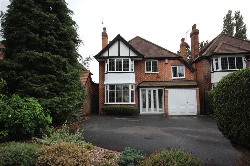 4 Bedrooms Detached House for sale in Widney Lane, Solihull, West Midlands, B91